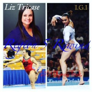 Region 5 Elites who chased Olympic Glory: Liz Tricase, IGI