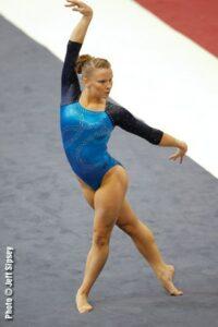 Visa USA Gymnastics Championship, Junior Women D1, American Airlines Center, Dallas, TX, August 13, 2009