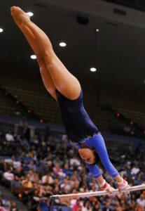 UCLA gymnastics wins over OSU