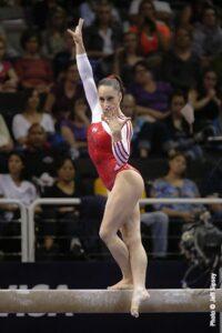 Olympic Trials - Gymnastics, Women's Preliminary Session, HP Pavilion, San Jose, CA, June 29, 2012