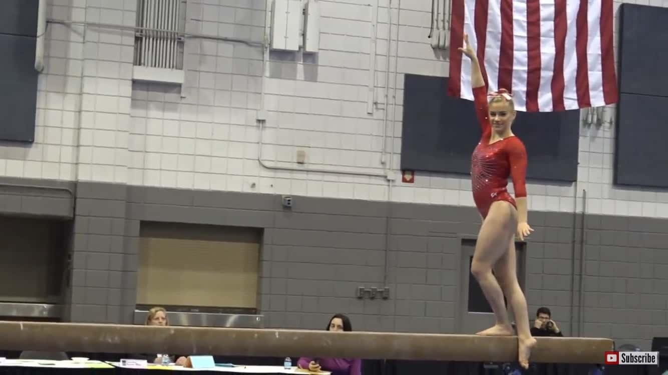 level 5 ohio state gymnastics meet 2017